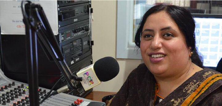 Saima Ashraf - Pendle Community Radio Awaz 103.1FM
