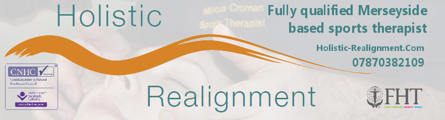 Monthly sponsor:- Holistic Realignment - Your local, fully qualified sports therapist. Call now on:- 07870382109 to book an appointment.