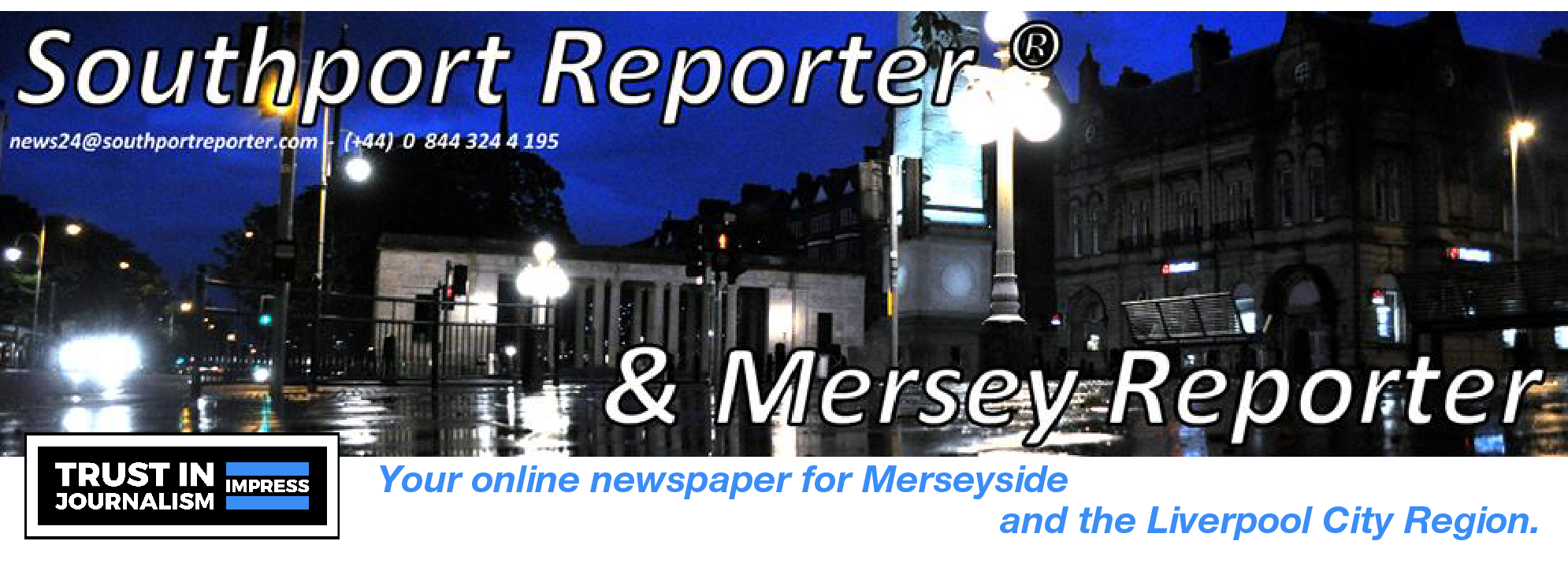 Southport Reporter - You local online newspaper for Merseyside and the Liverpool City Region.