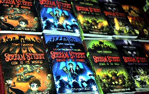 Click on to read an exclusive interview with Liverpool based Scream Streets author...