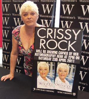 Crissy Rock