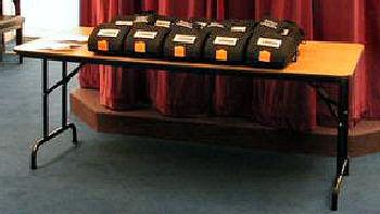 Defibrillators.