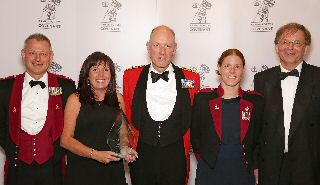 Pictures shows (left to right): Lt Col James Hammond, Consultant Anaesthetist; Mrs Joyce Jordan, acting Head of Nursing for Community Services; Brig Christopher Coles, Commander North West Reservists; Maj Helen Mackay, Consultant Orthopaedic Surgeon; Dr John Kirby, Associate Medical Director for Planned Care and Consultant Anaesthetist.
