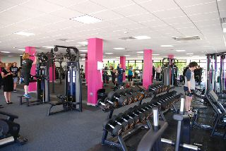 The new fitness suite at West Kirby Concourse