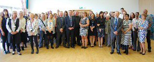 delegates at CWP�s Best Practice event