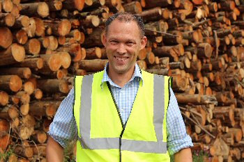 Peter Solly Forest Fuels managing director
