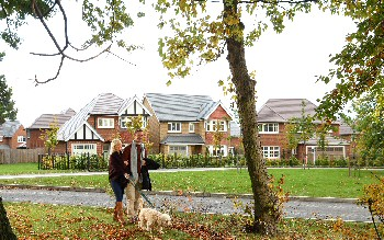 Caption: Redrow�s Summerhill Park development
