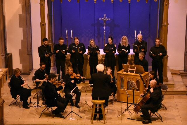 Liverpool Bach Collective at Liverpool Parish Church