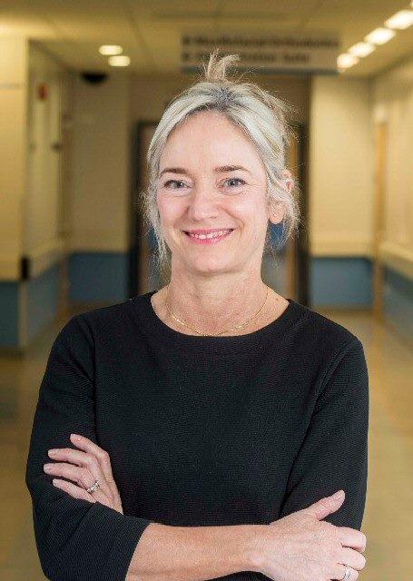 TOP CONSULTANT: Author, Dr Paula Briggs.