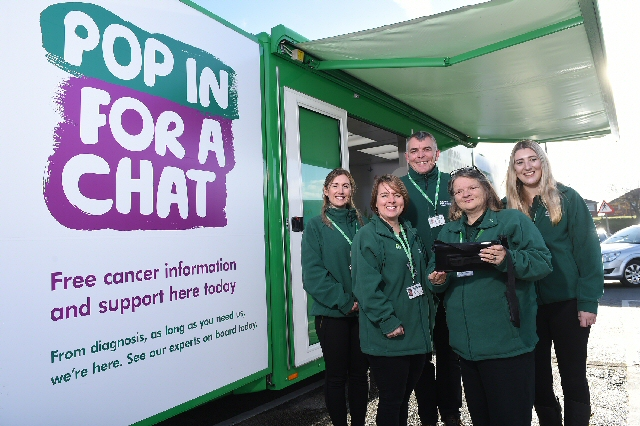 Free, cancer information and support is coming to Liverpool