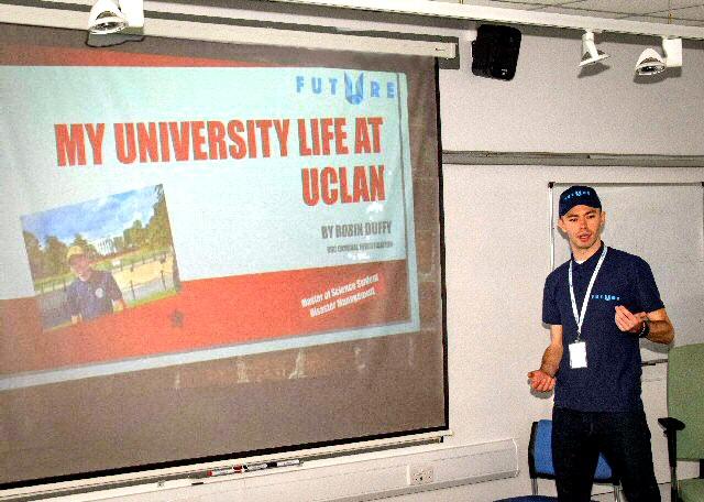 Future U Ambassador provided insight into higher education journey ...