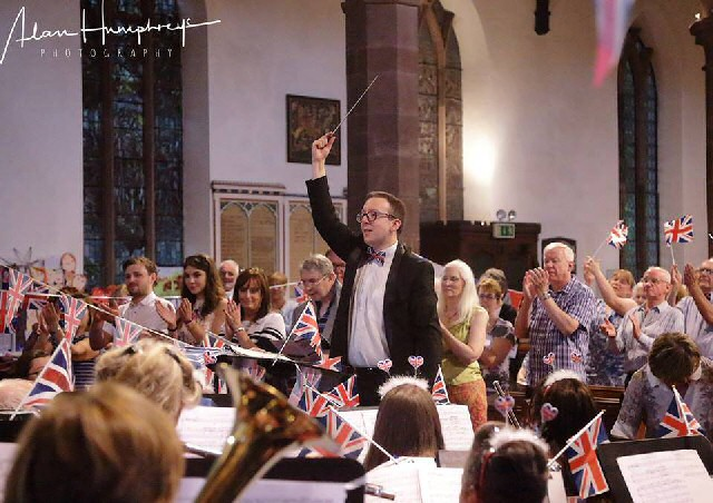 Show tunes are on the programme at this year's Prescot Festival.