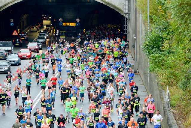 14th annual BTR Mersey Tunnel 10K this Sunday