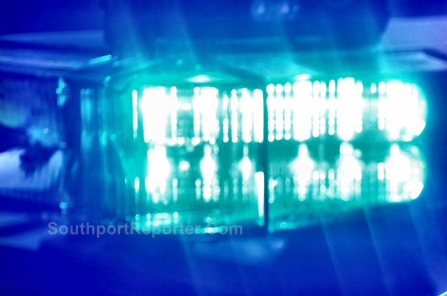 Photo - Blue Light...