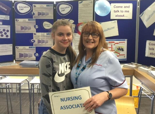 Freya Rawney and Alison Reed