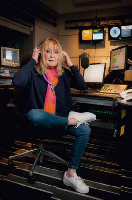 Janice Long : One of the 100 images celebrating 1st Women