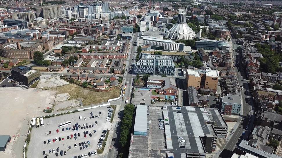 Vision: Public consultation on future development of Liverpool's Upper Central area is to begin in mid-July