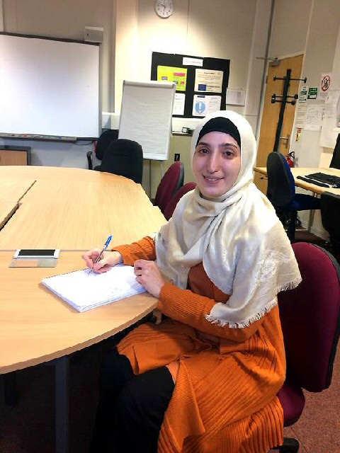 Liverpool Learns: Adult Learner Sakinat Rasulova