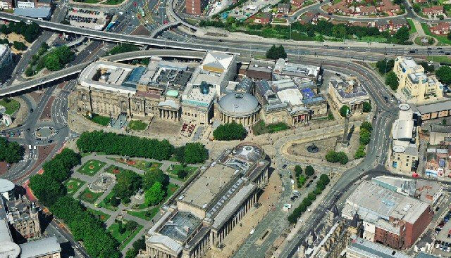Demolition of the Churchill Way flyovers in Liverpool city centre could begin this September.