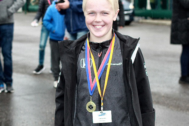 Luke Dundas, from Willaston, is announced as a finalist in the Young Driver Challenge 2019; having previously competed in 2018. TV presenters and motoring experts Vicki Butler Henderson and Quentin Willson to be hosts at the final, held at the NEC in September 2019.