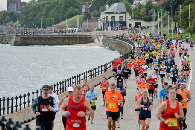 Races at Arrowe Park, Thurstaston and New Brighton - Distances include Wirral 10K, Wirral Half Marathon and 26-mile Whistle Stop Tour Of Wirral...