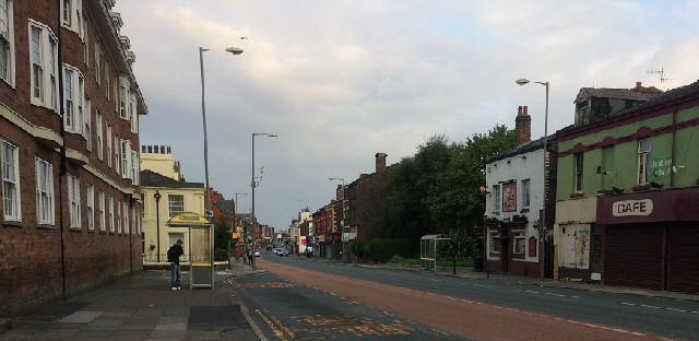 Shut: Wavertree High Street will be closed on Sunday 22 September 2019.