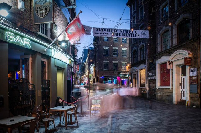 Feedback - The public are being asked for their views on proposals to improve the appeal of Liverpool�s world famous Mathew Street