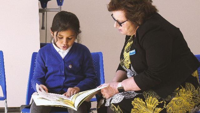A national reading charity is urgently calling on volunteers to help bring the magic of books to Primary School children in Southport.