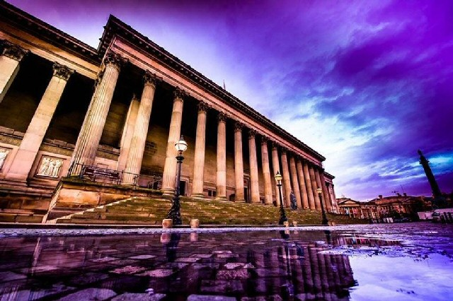 Awards: St George's Hall will be the venue for the 2019 Children's Social Care Awards