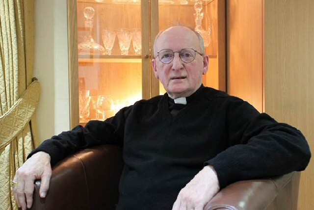 Freedom: The Auxiliary Bishop of Liverpool, the Right Reverend Tom Williams