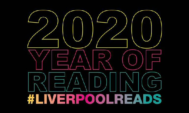 Get ready to turn a new page in 2020 � Liverpool is gearing up for the Year of Reading.