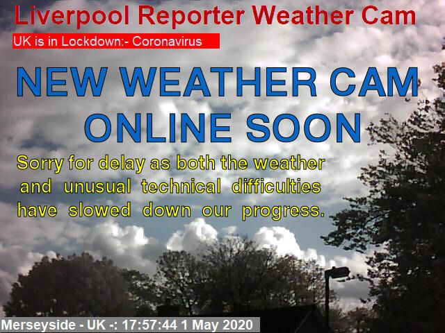 See the view live webcamera images of the road outside our studio/newsroom in the hart of Southport.